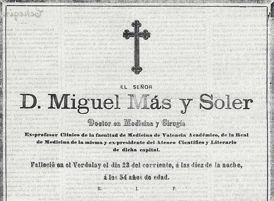 Miguel Mas y Soler